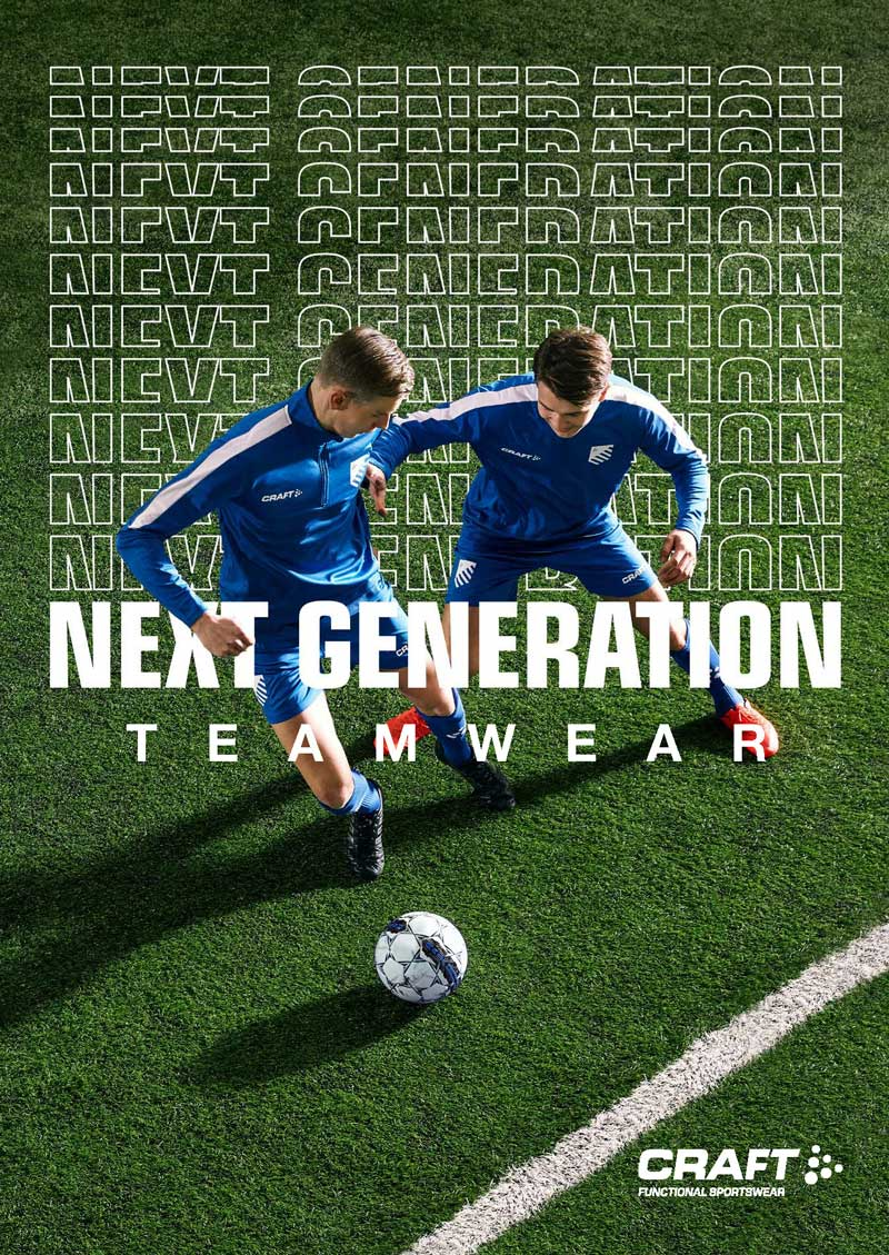 Craft Teamwear - Next generation!