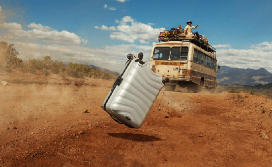Samsonite - Maailman parhaat matkalaukut!