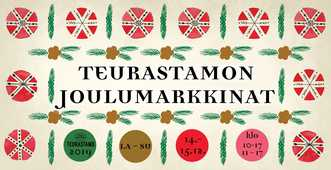 Joulumarkkinat 14-15.12.2019
