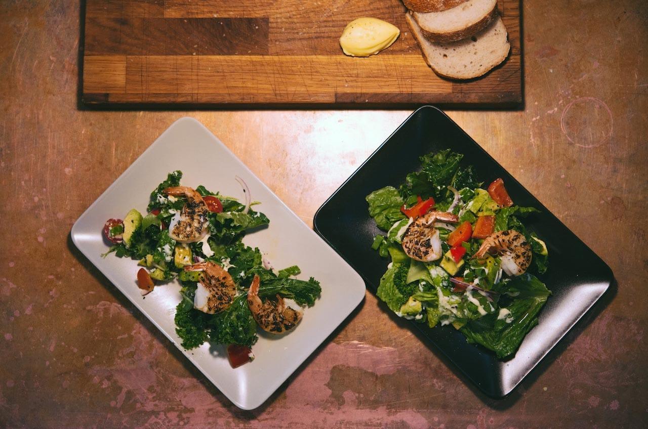 Kellohallin Lounas Salaatti