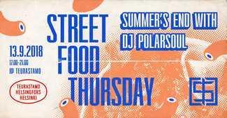 13.9.Street Food Thursday