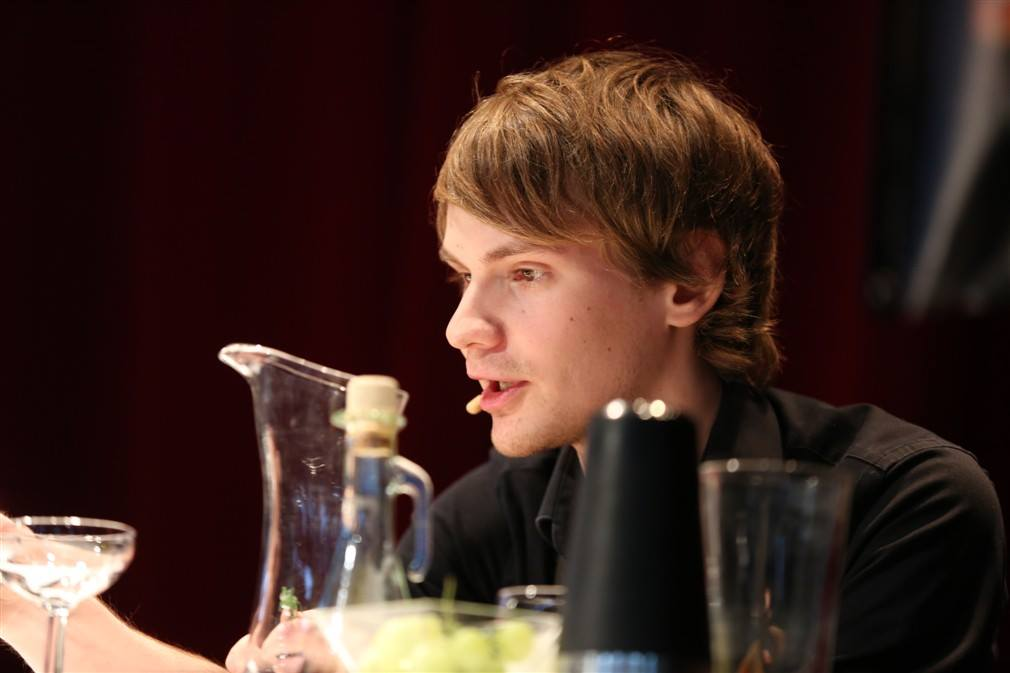 Erkki Tammiste from A21 Dining wins international Merlet Cocktail competition