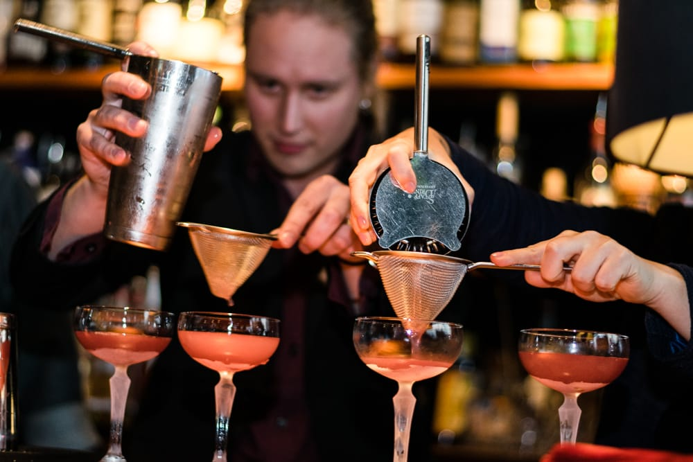 Birthday discount for A21 Cocktail Experience!