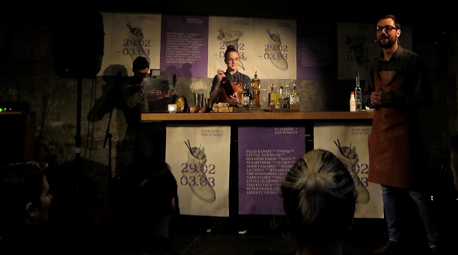 A21 WINS AN INTERNATIONAL COCKTAIL COMPETION!