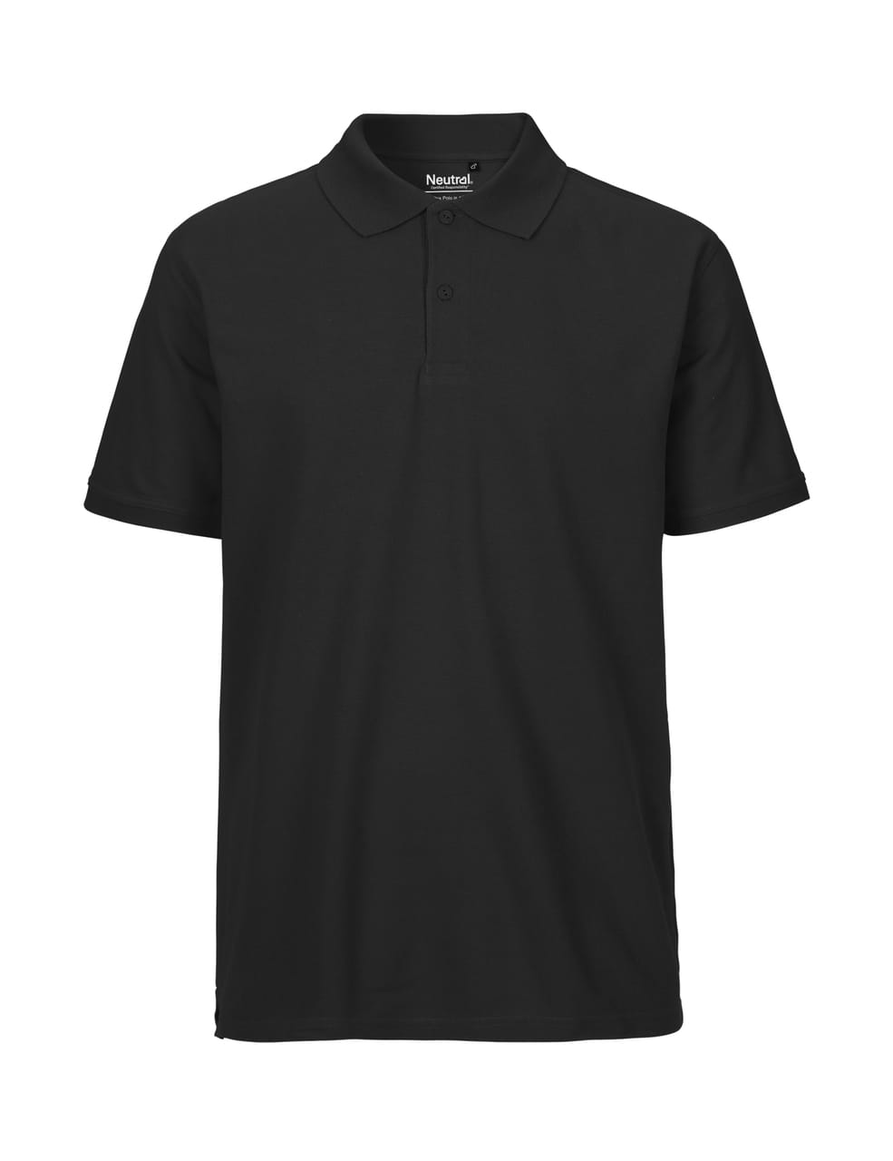 Neutral mens ss polo