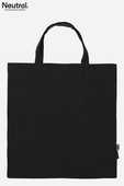 Neutral shopping bag w. sh
